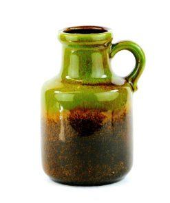 Keramikvas - keramikkrus Fat Lava Scheurich 414-16
