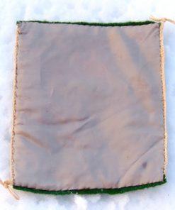 Flamskvävnad – Väggtavla, duk, gobeläng av ullgarn sidenfordrat bakstycke