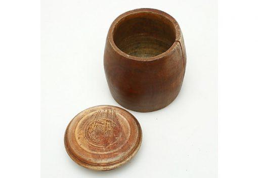 Dosa - Trädosa med bomärke 1779 Martius HHD insida