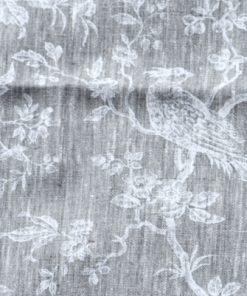 Linnetyg 'Masagne' vit från Ada & Ina i Cantebury detalj