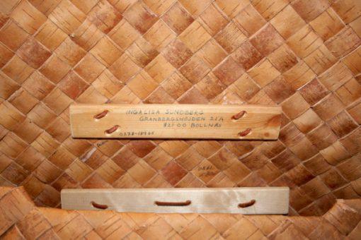 Naverkont AS - Halsingland ryggband laderhandtag 1980 proviniens