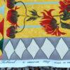 Retrotextil - 'Scotland' Creation STOF Made in France detalj signatur
