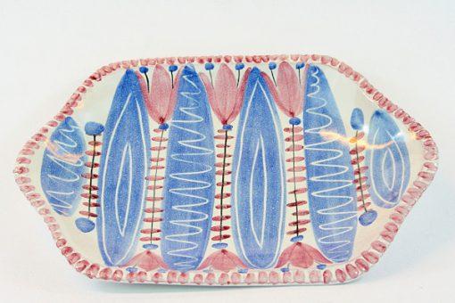 Keramikfat 435 - Marit Davidsson 1/50 för Laholms Keramik helhet