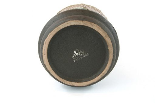 Keramikvas – Strehla Keramik 9001 Fat Lava East Germany undersida