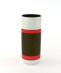 Keramikvas - Dümler & Breiden cylindervas 1970-tal helhet