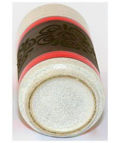 Keramikvas - Dümler & Breiden cylindervas 1970-tal undersida