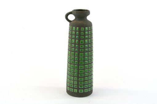 Keramikvas – Rutig Strehla Keramik 1227 East Germany