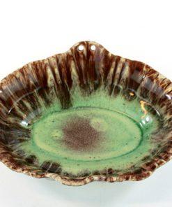 Skal Überlacker Keramik 545 med hanklar 1950-tal