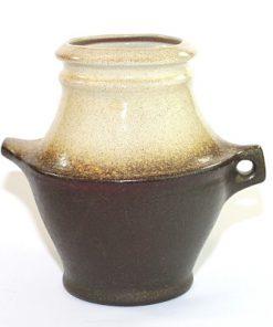 Keramikkrus - Kruka Thomas Hellström för Nittsjö THO helhet