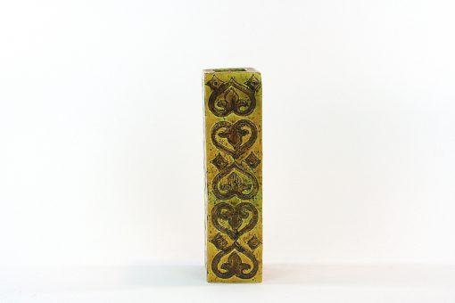Blockvas - Bitossi keramikvas Moresco Aldo Londi sida2