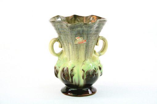 Keramikvas – Bay Keramik 295/17 Fat Lava folie etikett