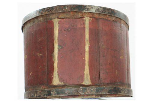 Brännvinskagge - 1800-tal stämplad CSD Hälsingland undersida