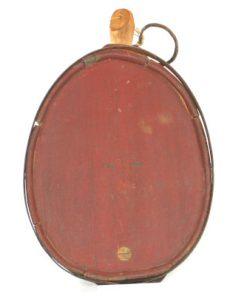 Brännvinskagge - 1800-tal stämplad CSD Hälsingland