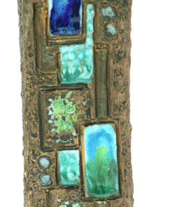 Keramikvas – Blockvas 671 från Tilgmans Keramik detalj