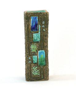Keramikvas – Blockvas 671 från Tilgmans Keramik