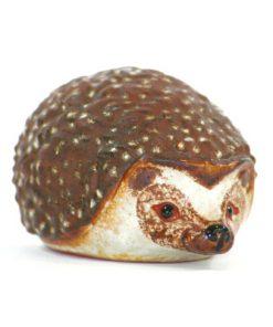 Keramikfigurin – Igelkott Nittsjö THO Thomas Hellström