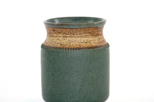 Keramikkrus - Kruka från Klase Höganäs Stengods detalj