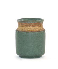 Keramikkrus - Kruka från Klase Höganäs Stengods helhet