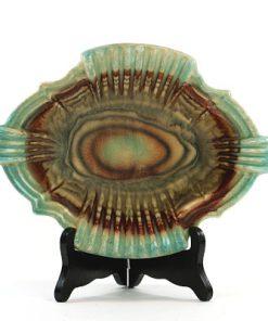 Ü-Keramik - Skål, fat majolika från Überlacker Keramik 546 helhet