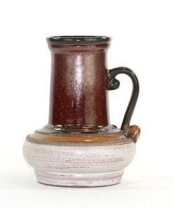 Strehla 9011 - Keramikvas Fat Lava glitter sida1