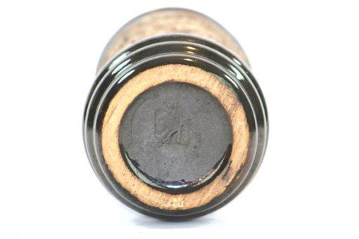 Keramikvas – Strehla Keramik spiral Fat Lava undersida