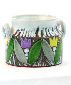 Laholms Keramik - Keramikkrus 6 av Berit Davidsson