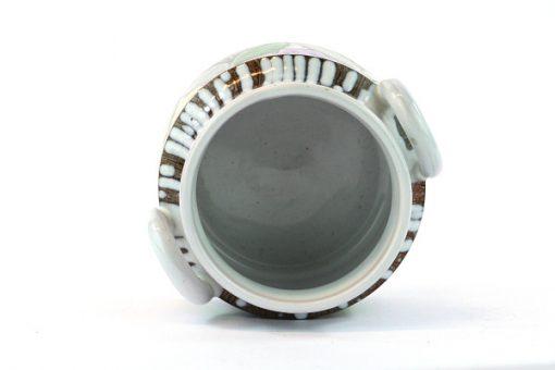 Laholms Keramik - Keramikkrus 6 av Berit Davidsson insida