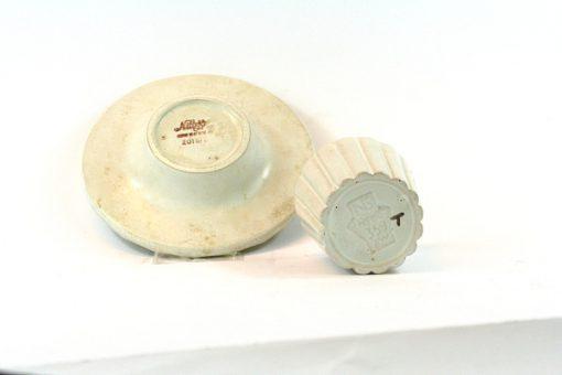 Skal & fat av Jerk Werkmaster for Nittsjo Keramik undersidor