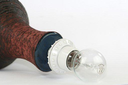 Nie Keramik - Bordslampa Ninnie Forsgren Bromma keramik detalj sockel