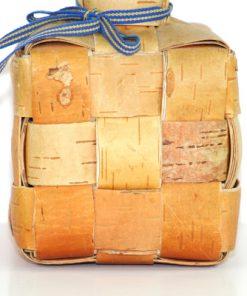 Naverkruka - naverkub av flatad bjorknaver IH77 detalj
