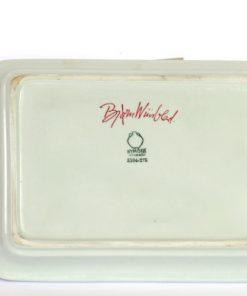 Bjorn Wiinblad fat 3104-275 med kanter Nymolle undersida