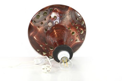 Bordslampa Walter Gerhards 215/40 dubbla lampor ovansida