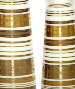 Bjorn Wiinblad ljusstakar Rosenthal Quatre Col Studioline detalj