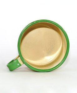 Kockums emaljmugg - Cream Lux mugg 9 cm insida