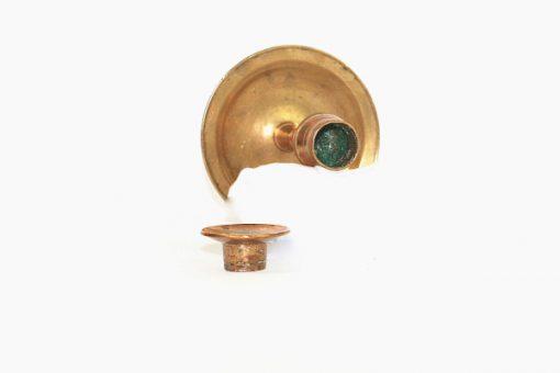 Gusums Bruk T4 – Kontorsstake klassiskt mässing 1800-tal insida pipa