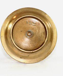 Gusums Bruk T4 – Kontorsstake klassiskt mässing 1800-tal undersida