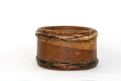 IWSO brannvins-stanka kagge bomarke antik 1800-tal undersida