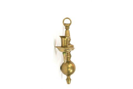 Vaggljusstake av massing – Barockstil for kronljus