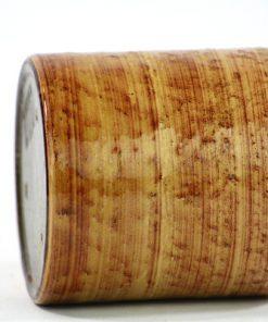 Nittsjo Sweden 2665-NI Keramikvas i cylinder-form liggande