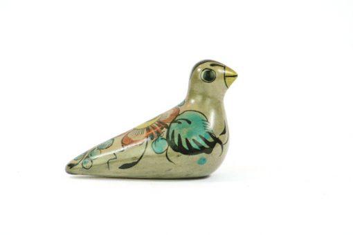 Tonala Keramik – Duva anka figurin Jalisco Mexico sida1