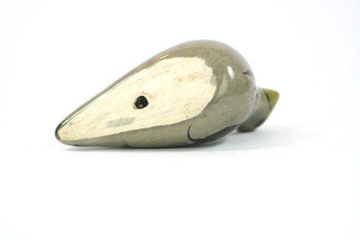 Tonala Keramik – Duva anka figurin Jalisco Mexico undersida