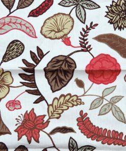 Bitte Stenstrom 'Asta' - Bomullskretong for Sandberg Textil detalj monster
