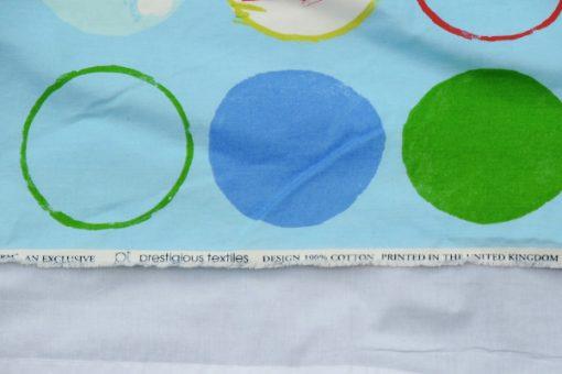 Retrotextil – 'Funky Farm' Prestigious Textiles UK stampel