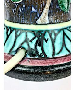 Lampa Alms Keramik B31 av Edit von Löwenhielm detalj signatur