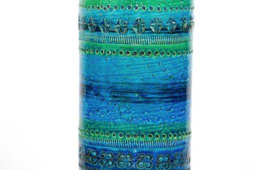 Bitossi Rimini Blu cylindervas 43130/920 stor Aldo Londi detalj