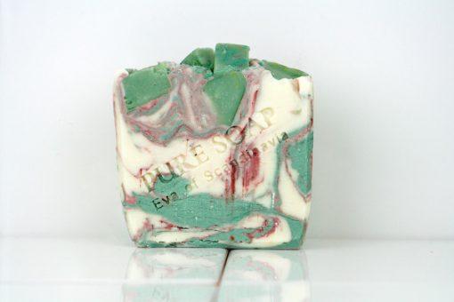 Tvålkopp keramik handgjord tvål – Bollnäs Birch tvålen