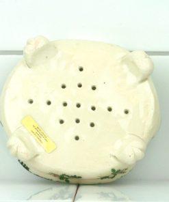 Tvålkopp keramik handgjord tvål – Bollnäs Birch undersidan