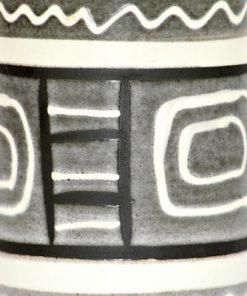Bilden visar Carstens Tönnieshof 1247-21 vas – West Germany keramik detalj mönster