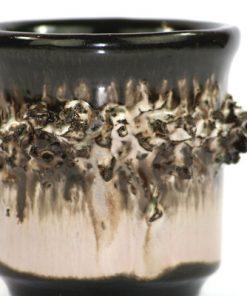 Bilden visar Glit HF Ceramics ytterfoder - Lava Ceramics från Island lavaglasyr