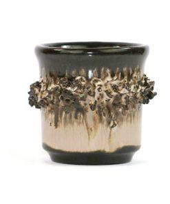 Bilden visar Glit HF Ceramics ytterfoder - Lava Ceramics från Island helhet